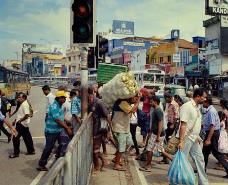 Colombo, Monocle