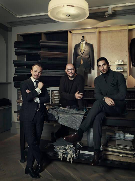 AWB, Luca, Ben