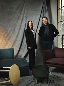 Monica Förster, Andreas Engesvik