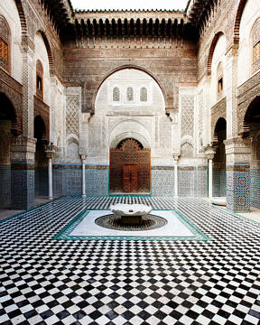 Fez, Conde Nast Traveller
