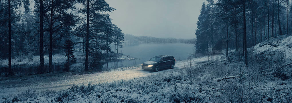 Volvo Made By Sweden Dalsland