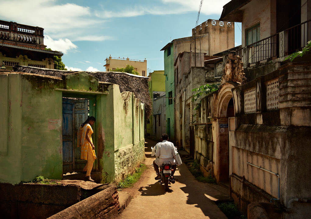 India, Conde Nast Traveller