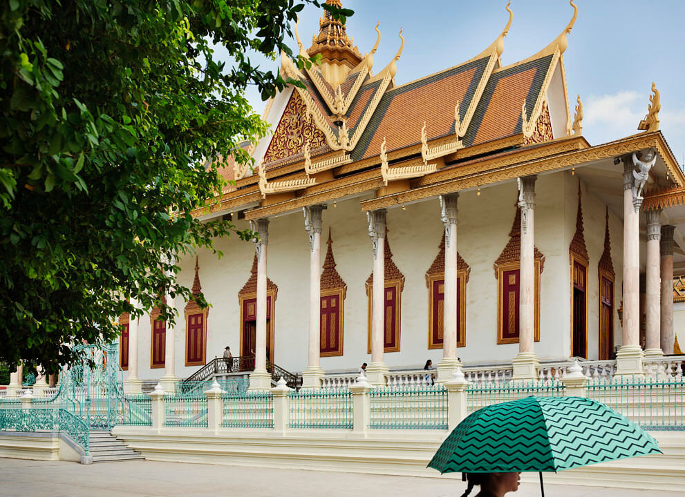 Conde Nast Traveller US, Mekong River