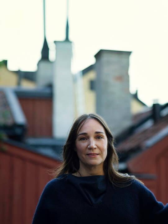 Monica Förster, Lufthansa