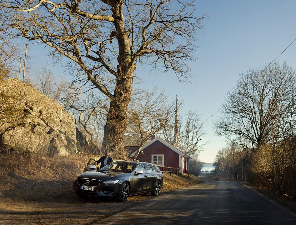 Volvo UK