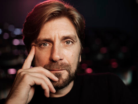 "Ruben Östlund ""The Square"" for Monocle"