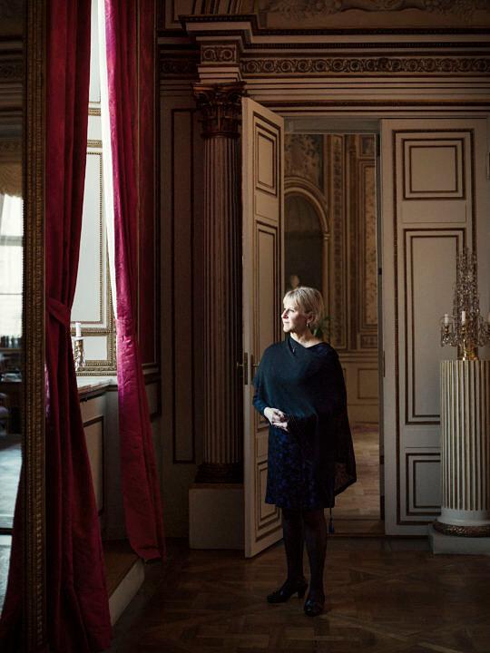 Margot Wallström for Monocle Magazine
