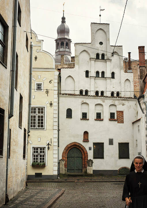 Travel + Leisure, Riga
